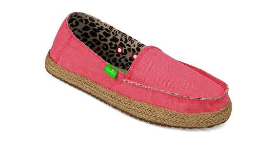Sanük Fiona - Chaussures Femme - rouge